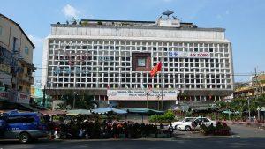 An Dong fabric market