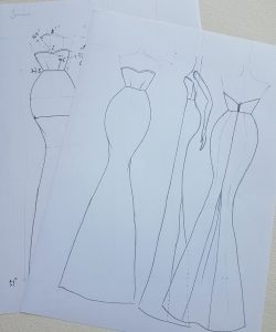 design-sketch-mermaid-wedding-dress